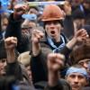 Трудовых протестов  всё больше