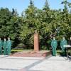 В Набережных Челнах открыли памятник Титову