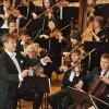 Оркестр надел «георгиевские ленты»
