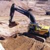 В Казани незаконно добывали песок и гравий