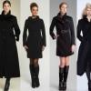 Модные комбинации: создаем стильные луки с черным пальто