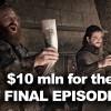 Выход финального эпизода Игры престолов не будет перенесен