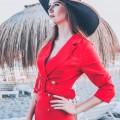 Белорусская участница «Мисс Земля» попала в ДТП на электросамокате в Москве