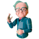 Необанк TalkBank разработал виртуального консультанта Баффет по вопросам личных финансов