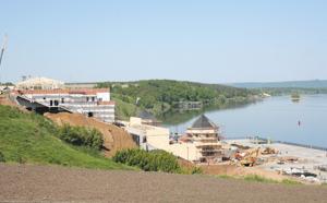Пристань, хоть и создаётся заново, будет выполнена  в едином стиле с остальными объектами Булгара