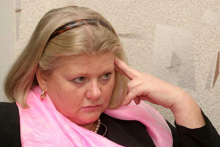 Актриса театра и кино Ирина Муравьева отмечает 65-летний юбилей ... | 468x700