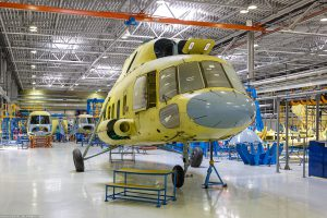 Вертолетный завод Казани